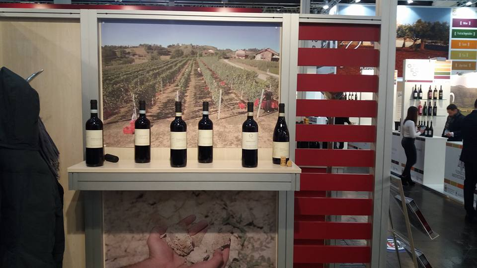 Anche quest'anno Prowein 2017 Dusseldorf Germany