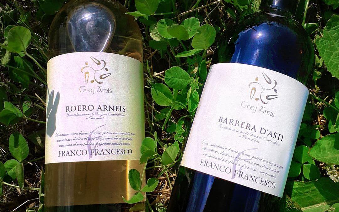 Barbera d'Asti Trej Amis, un bicchiere di vino può veramente scaldarci il cuore?