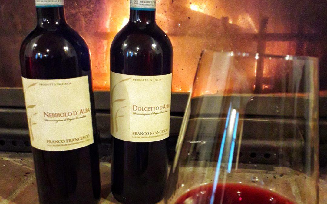 Franco Francesco wines, a guarantee even in autumn!