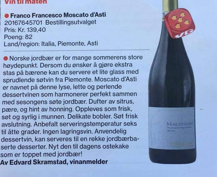 Riconoscimento rivista Norvegese