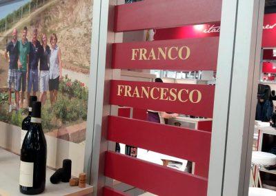Casa Vinicola Francesco al Prowein 2018