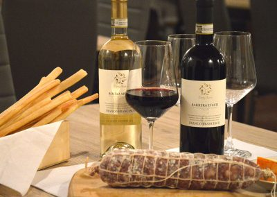 Visita e degustazione vini Franco Francesco